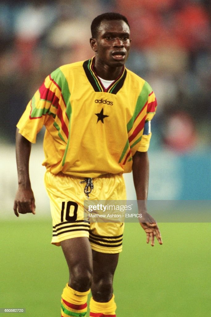 Image result for charles akonnor ghana player