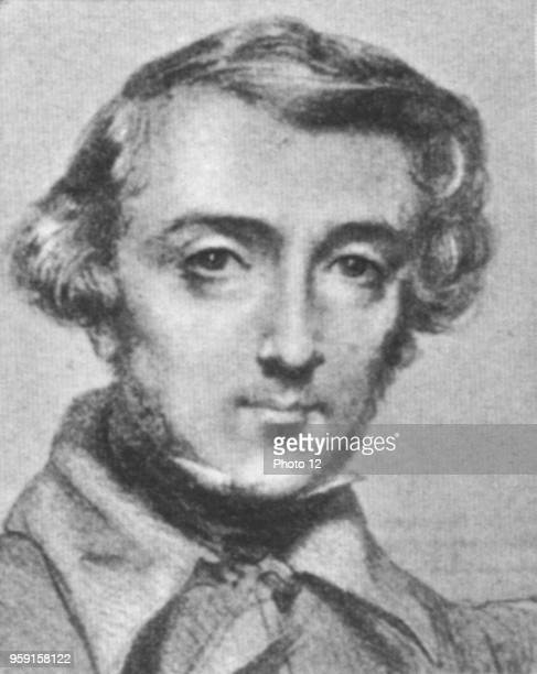 Charles Alexis Henri Clerel de Tocqueville French historian and politician