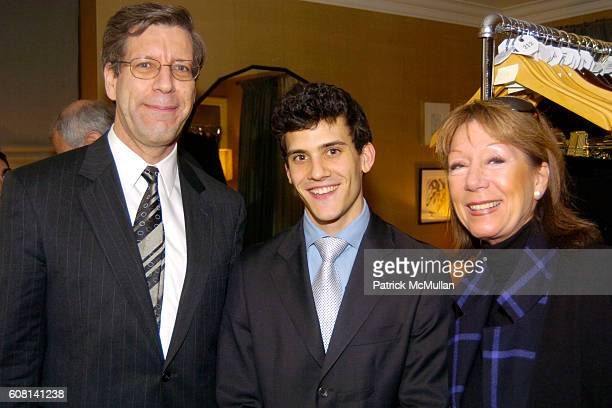 Charles and Elke Breyer attend MICHAEL S SMITH AGRARIA COLLECTION LAUNCH at Lowell Hotel on April 18 2007