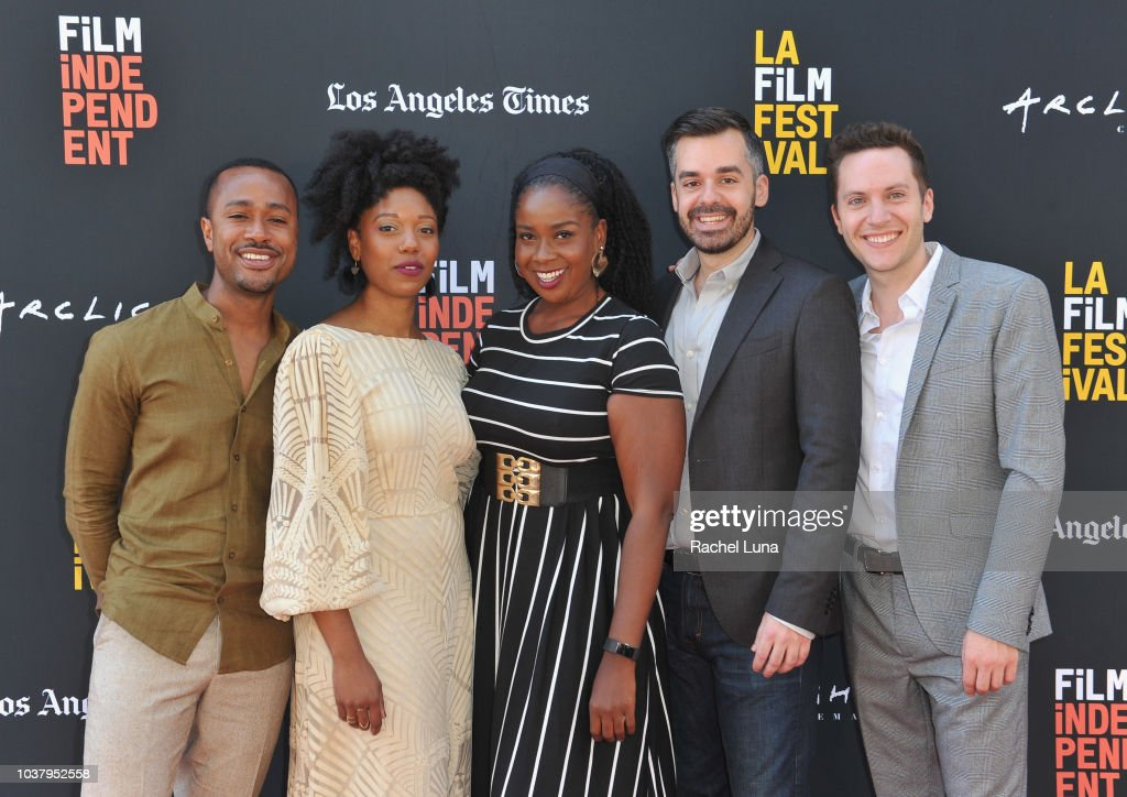 "2018 LA Film Festival - Screening Of ""Olympia"""