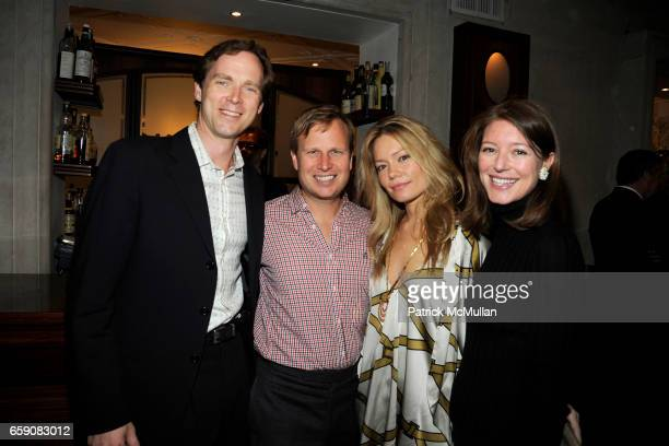 Charles Askegard Will Cotton Brooke Geahan and Rose Dergan attend Book Party hosted by Anne Hearst McInerney Candace Bushnell Nicole Miller...