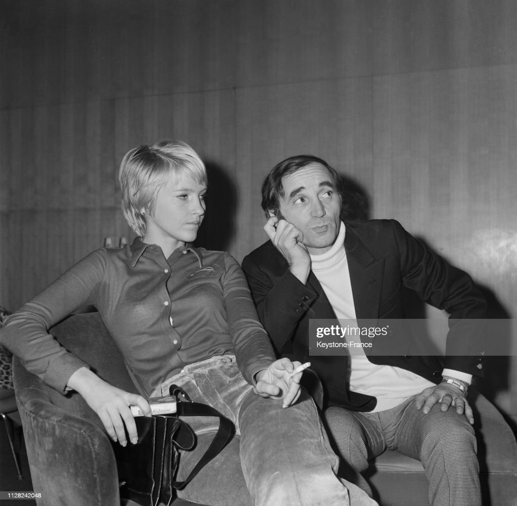 Charles Aznavour : News Photo