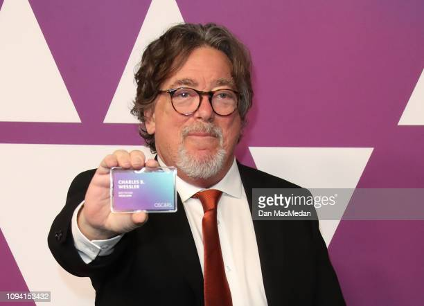 Charles B Wessler attends the 91st Oscars Nominees Luncheon at The Beverly Hilton Hotel on February 4 2019 in Beverly Hills California