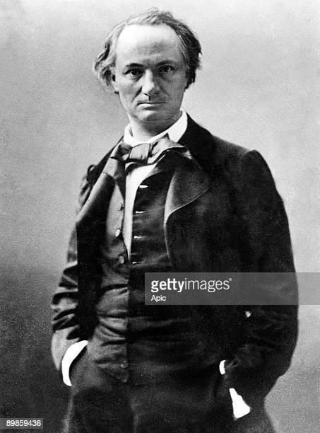 Charles Baudelaire french poet photo by Gaspard Felix Tournachon aka Felix Nadar c 1858