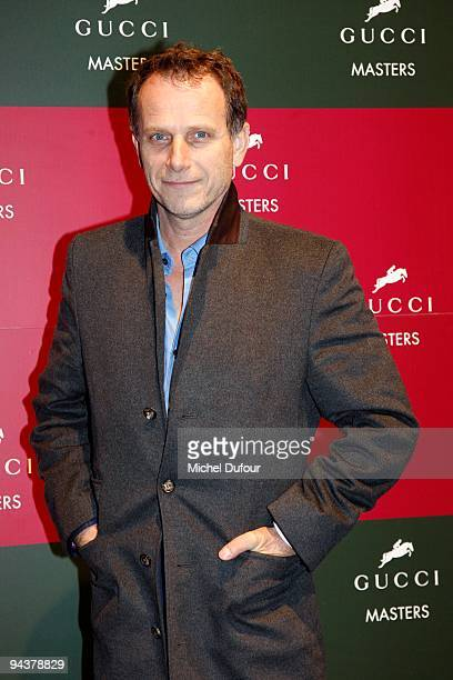 Charles Behrling attends the International Gucci Masters Competition - Day 4 at Paris Nord Villepinte on December 13, 2009 in Paris, France.