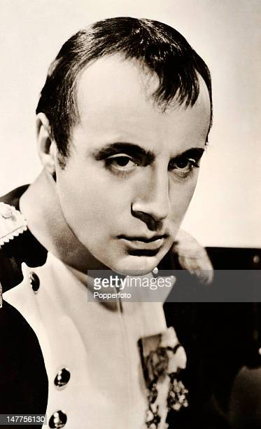 Charles Boyer Frenchborn actor as Napoleon Bonaparte in 'Conquest' 1937