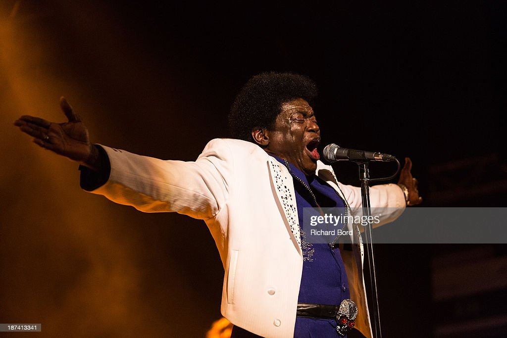 Charles Bradley And His Extraordinaires In Concert At The Trianon