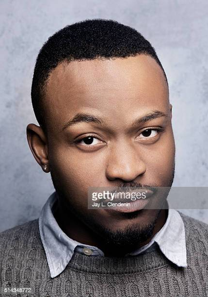 Charles Brice from the film 'How To Tell You're A Douchebag' poses for a portrait at the 2016 Sundance Film Festival on January 25 2016 in Park City...
