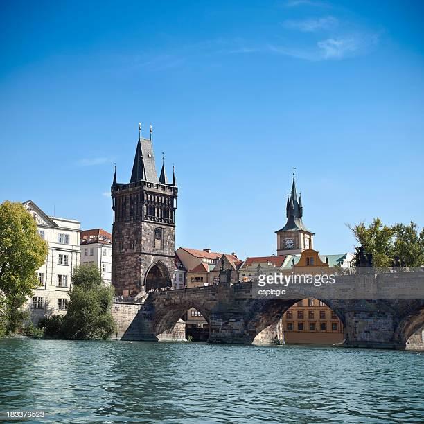 Charles Brücke, Prag, Tschechische Republik