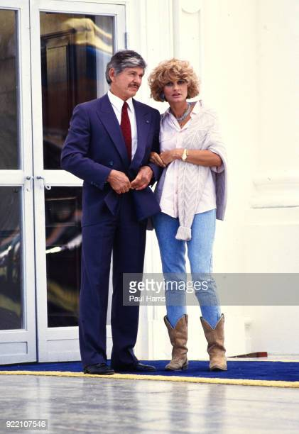 Charles Bronson and Jill Ireland act in the movie Assassination the last movie she made until she later succumbed to Cancer 1988