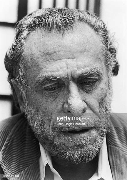 Charles Bukowski American poet and novelist 1978