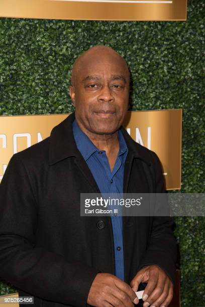 Charles Burnett attends ICON MANN's 6th Annual PreOscar Dinner at the Beverly Wilshire Four Seasons Hotel on February 27 2018 in Beverly Hills...
