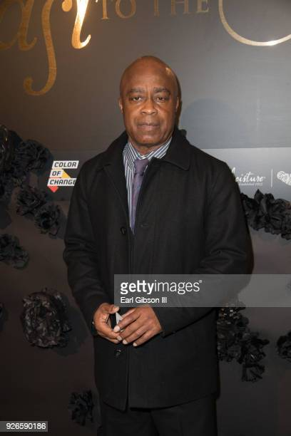 Charles Burnett attends Toast To The Arts Presented By Remy Martin at Ysabel on March 2 2018 in West Hollywood California