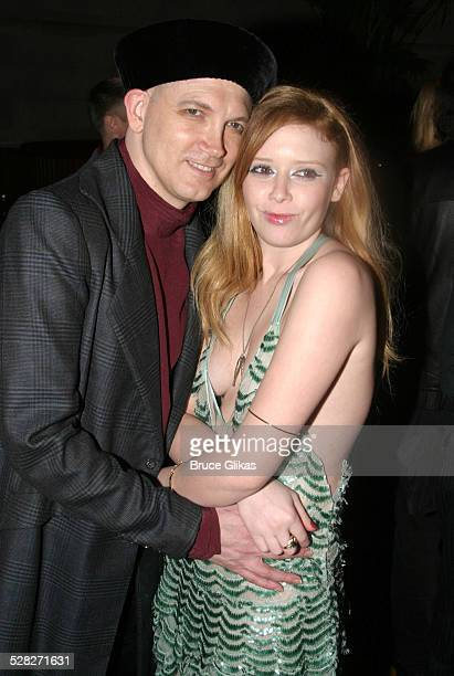 Charles Busch and Natasha Lyonne during Die Mommie Die New York Premiere Afterparty at Laura Belle in New York City New York United States