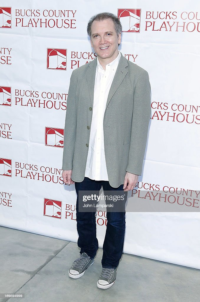 Charles Busch attends 2013 Bucks County Playhouse Summer Season Press Preview at Signature Theater on May 28, 2013 in New York City.