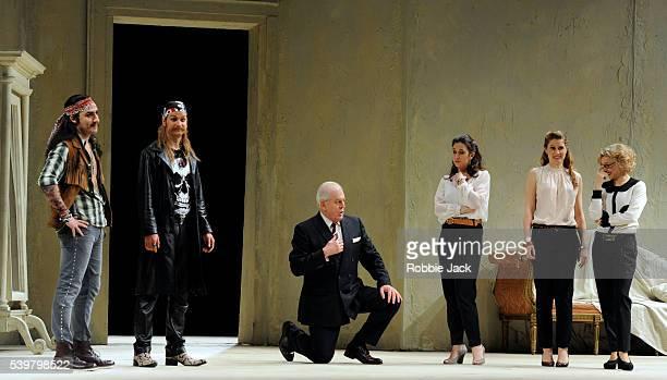 Charles Castronovo as Ferrando Nikolay Borchev as Guglielmo Thomas Allen as Don Alfonso Michele Losier as Dorabella Malin Bystrom as Fiordiligi and...