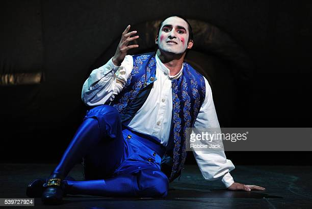 Charles Castronovo performs in the Royal Opera's production of Igor Stravinsky's opera The Rake's Progress directed by Robert Lepage and conducted by...