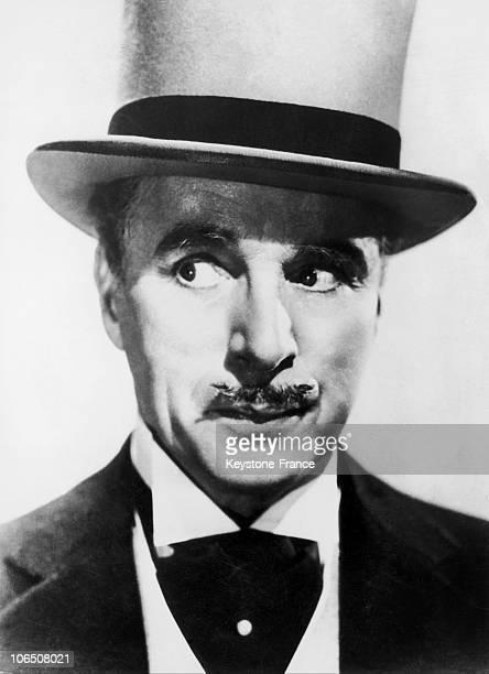 Charles Chaplin In Monsieur Verdoux 1947