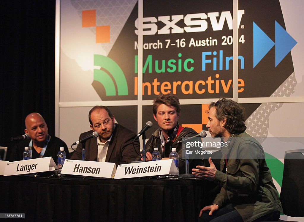 When To Tune Out The Trainwreck - 2014 SXSW Music, Film + Interactive : News Photo