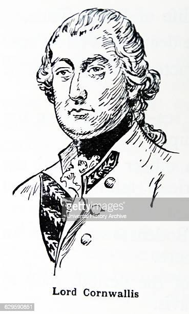 Charles Cornwallis Earl Cornwallis British Army officer and colonial administrator one of the leading British generals in the American War of...