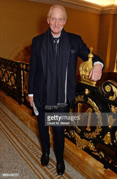 Charles Dance attends '8 Years Of My Life' an intimate evening of music with Rosey Chan hosted by Rosey Chan and Client Earth at Cafe Royal on May 15...
