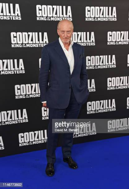 Charles Dance attends a special screening of Godzilla II King Of The Monsters at Cineworld Leicester Square on May 28 2019 in London England