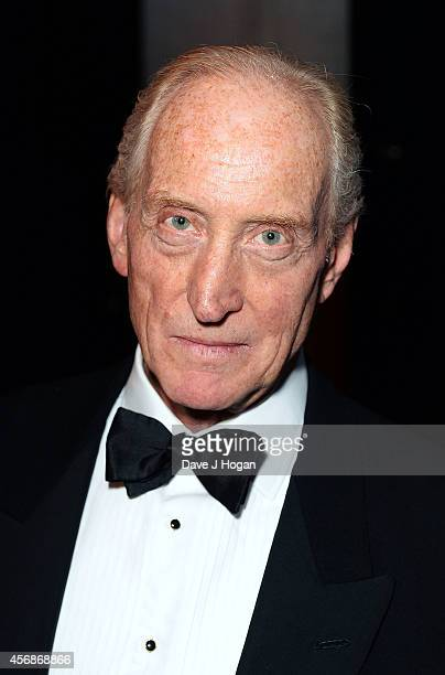 Charles Dance attends the after party for the opening night gala screening of The Imitation Game during the 58th BFI London Film Festival at the...