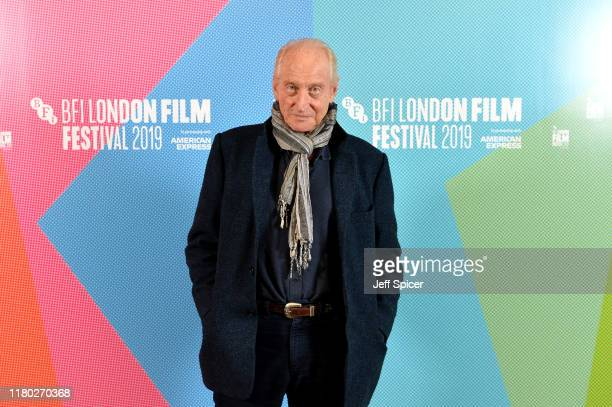 Charles Dance attends the Fanny Lye Deliver'd World Premiere during the 63rd BFI London Film Festival at the BFI Southbank on October 10 2019 in...