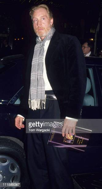 Charles Dance during 'An Awfully Big Adventure' Film Premiere Party in London Great Britain