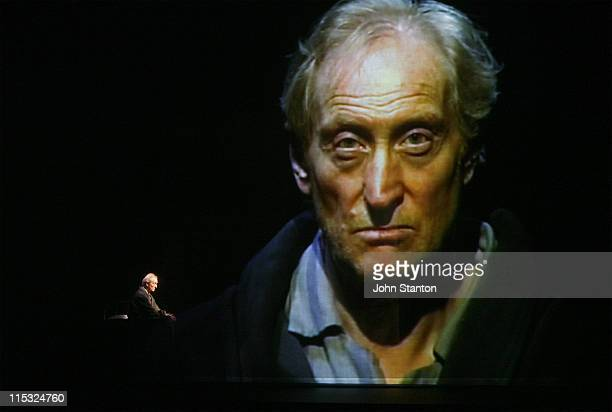 Charles Dance during Eh Joe Sydney PhotoCall at NIDA in Sydney NSW Australia
