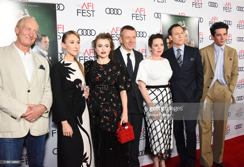 AFI Fest: The Crown & Peter Morgan Tribute : News Photo