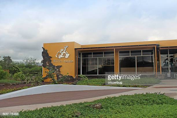 charles darwin research station - puerto ayora stock pictures, royalty-free photos & images