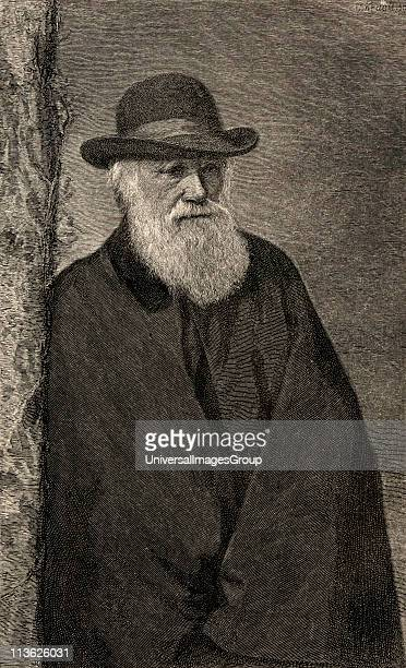 Charles Darwin1809 1882 British NaturalistFrom a photograph by Messrs Elliott and Fry From the book The Life and Letters of Charles Darwin Volume 3...