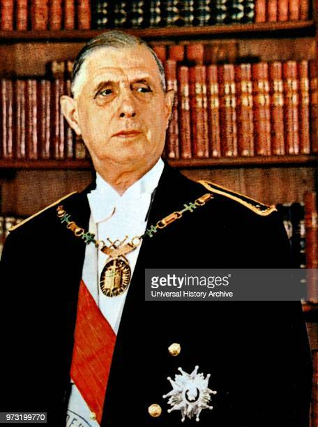 Charles de Gaulle . French general and statesman. He was the leader of Free France and the head of the Provisional Government of the French Republic...