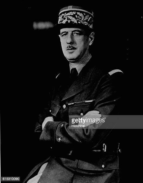 Charles de Gaulle led the Free French forces in London and Algiers during the German occupation of France After the liberation of France in 1944 de...