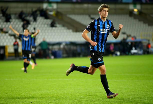 BEL: Club Brugge KV v Zenit St. Petersburg: Group F - UEFA Champions League