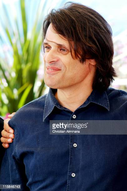 Charles De Meaux during 2004 Cannes Film Festival Tropical Malady Photocall at Palais Du Festival in Cannes France