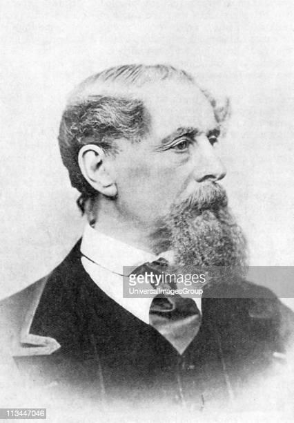 Charles Dickens British author