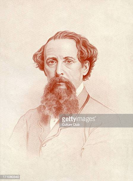 Charles Dickens portrait 1859 British novelist 7 February 1812 9 June 1870