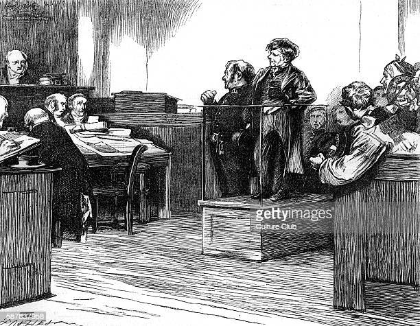 Charles Dickenss The Adventures of Oliver Twist first published 1838 Caption What is this Inquired one of the magistratesA pickpocketing case your...