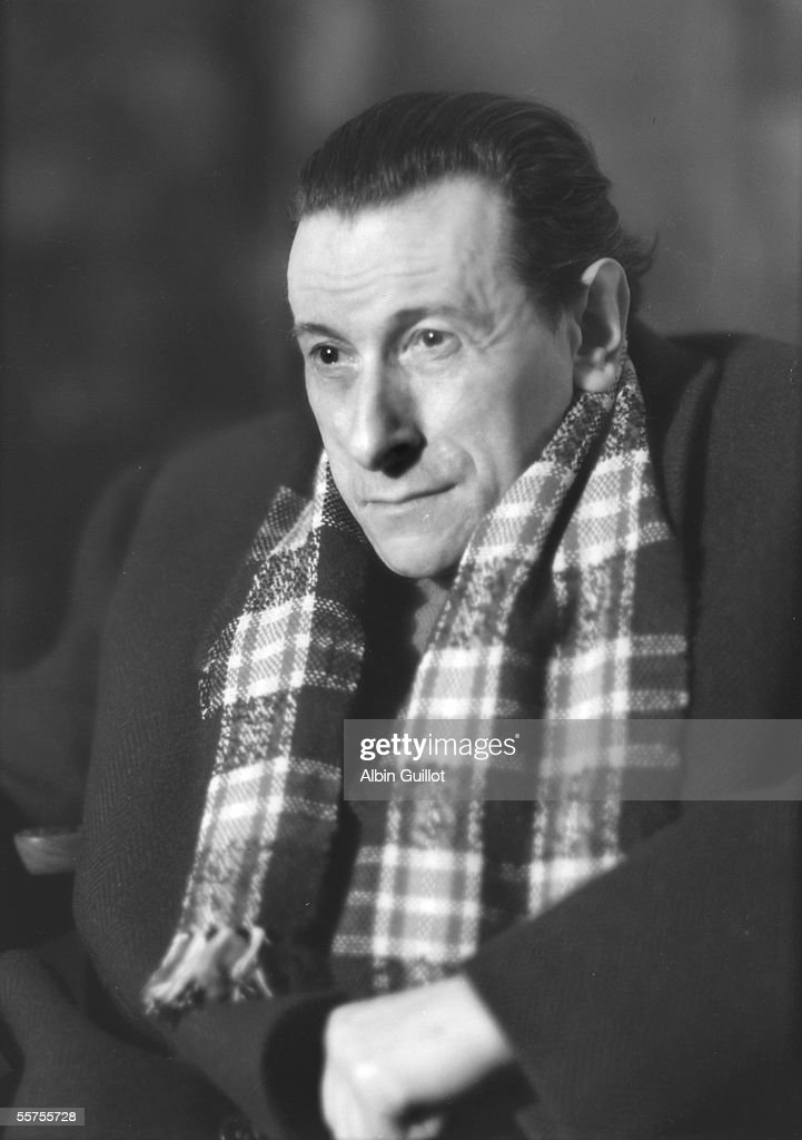 Charles Dullin ( 1885-1949 ), actor, director and : News Photo