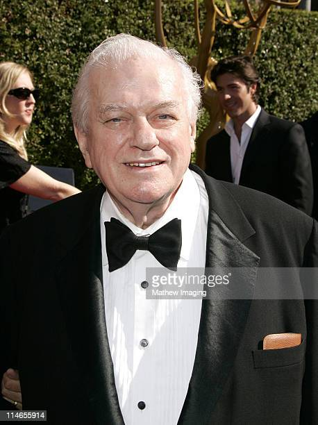 Charles Durning during 57th Annual Primetime Creative Arts EMMY Awards - Arrivals & Red Carpet at Shrine Auditorium in Los Angeles, California,...