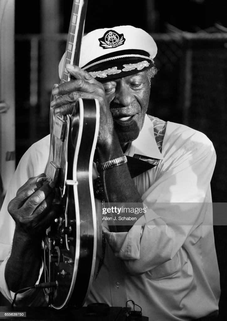 Chuck Berry, Los Angeles Times, July 10, 2010