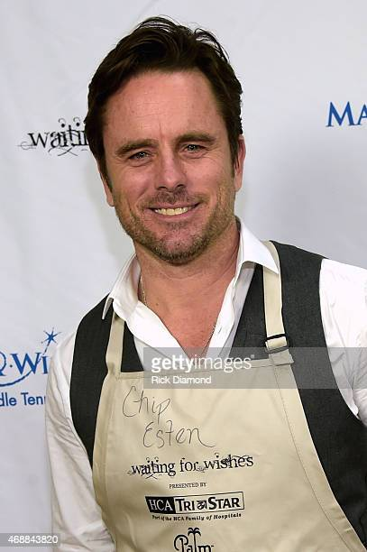 Charles Esten attends the 14th Annual Kevin Carters Waiting for Wishes Celebrity Waiters Dinner presented by HCA / TriStar benefitting The Kevin...