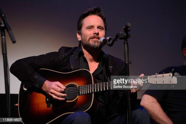 Charles Esten performs following the world premiere of 'Bluebird' at Paramount Theatre on March 14, 2019 in Austin, Texas.