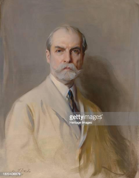 Charles Evans Hughes, 1921. Artist Philip A de Laszlo.