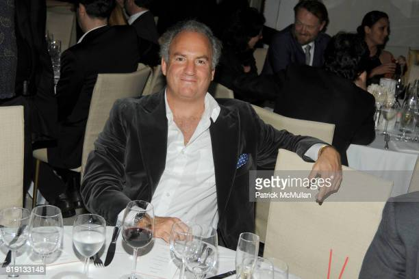Charles Finch attends CHANEL and CHARLES FINCH PreOscar Dinner at Madeo Restaurant on March 6 2010 in Beverly Hills California