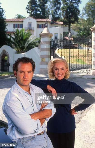 Charles Finch son of actor Peter Finch in Hollywood with his mother the SouthAfrican born actress and writer Yolande Turner Charles Finch is a...