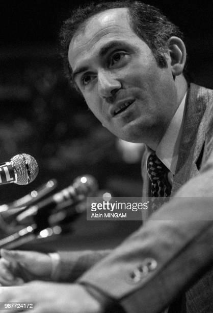 Charles Fiterman invité du journal de 13H sur la radio RTL à Paris le 30 juillet 1977 France