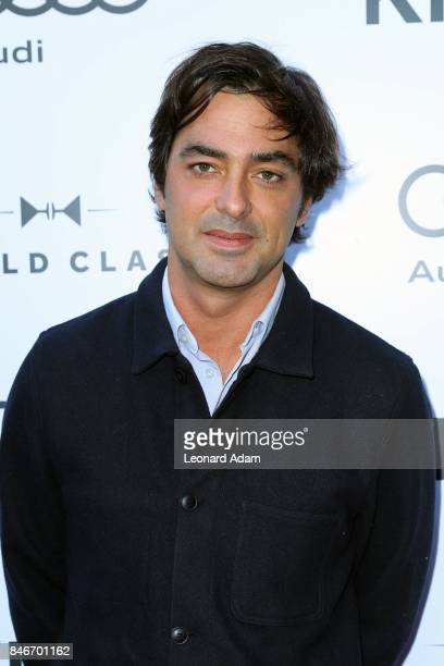 Charles Gillibert attends 'Kings' premiere party hosted by Diageo World Class Canada and Audi at Bisha Hotel Residences in Toronto